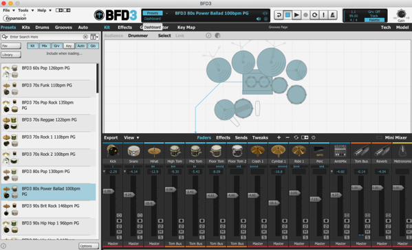 bfd2 demo